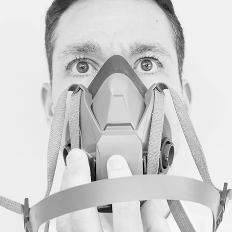 Learn to face fit test with our train the trainer course